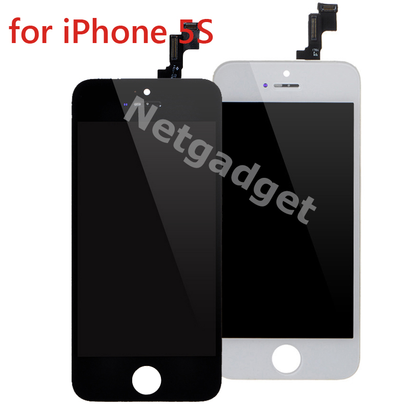 kit complet cran tactile lcd iphone 5s avec outils netgadget. Black Bedroom Furniture Sets. Home Design Ideas